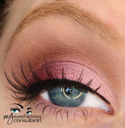 Spotlight On Mac Plum Dressing My Eyeshadow Consultant