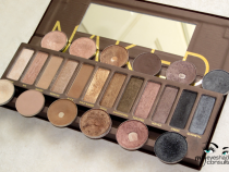 MAC Dupes for Urban Decay's Naked1 Palette