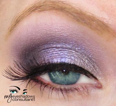 Spotlight On Mac Beautiful Iris My Eyeshadow Consultant