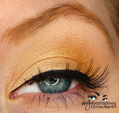 spotlight on mac ricepaper my eyeshadow consultant