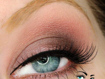 Eye of the Day (with INGLOT!): Plum Trance