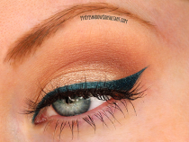 Eye of the Day w/ MakeupGeek Fame Gel Liner