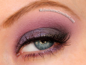 A Look with MakeupGeek Bewitched Pigment