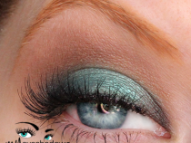 Spotlight On: MAC Teal Pigment
