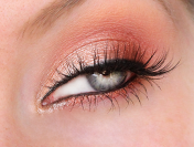 MakeupGeek Foiled Eyeshadows Review & Looks