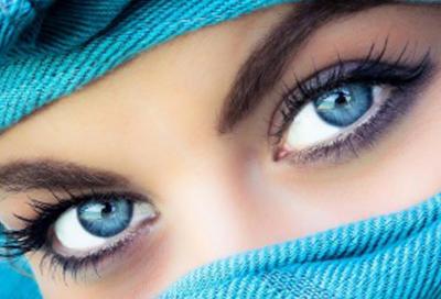 Top 10 MAC Eyeshadows | Blue Eyes