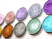 10 New MakeupGeek Foiled Eyeshadows!