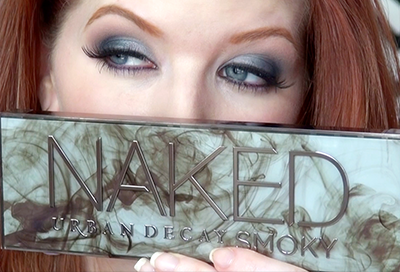 First Look & Review with UD Naked Smoky