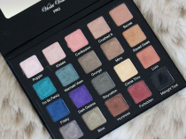 Violet Voss Drenched Metals Palette | Looks & Review