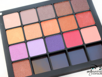 Look, Review & Swatches: INGLOT