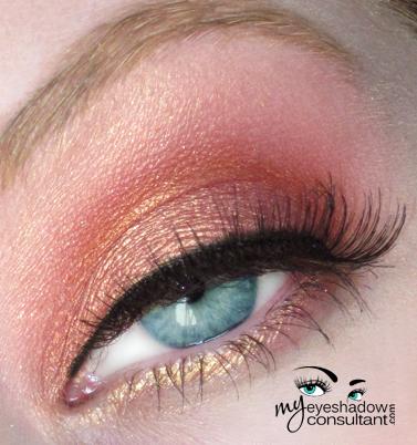 Spotlight On Mac Red Brick My Eyeshadow Consultant