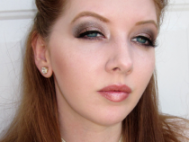 A Look with Urban Decay's NAKED Palette