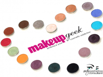 MakeupGeek Eyeshadows! Review, Swatches & Looks
