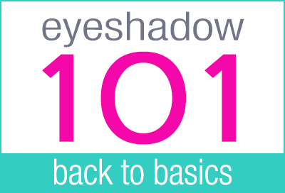 Eyeshadow 101 | Back to Basics