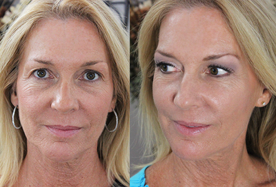 A Daytime Look for Hooded, Mature Eyes with Gail