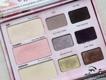 Too Faced Romantic Eye Palette Looks