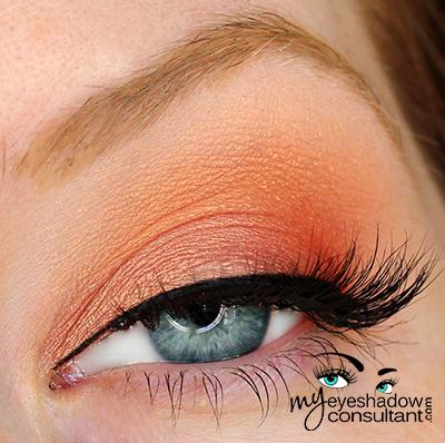 Spotlight On Mac Samoa Silk My Eyeshadow Consultant