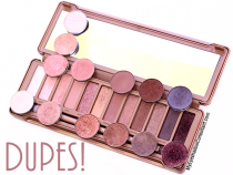 MAC Dupes for Naked3 Palette