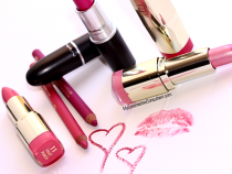 4 Lipstick Combos for Valentine's Day