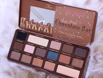 Too Faced SemiSweet Chocolate Bar Looks