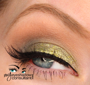 Chiarire trasferimento ambientale  Spotlight On: MAC Golden Olive Pigment - My Eyeshadow Consultant