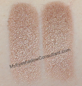 (L to R) UD Dirtysweet, MAC Woodwinked