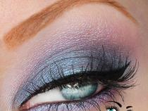 MakeupGeek Duochrome Eyeshadow Looks