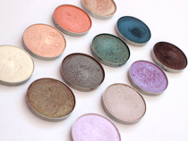 12 NEW Duochrome Eyeshadows from MakeupGeek