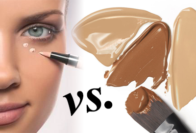Should You Apply Concealer BEFORE or AFTER Foundation?