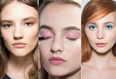 3 Makeup Trends to Try for Spring 2016