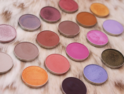 NEW MakeupGeek Eyeshadows | Swatches & Looks