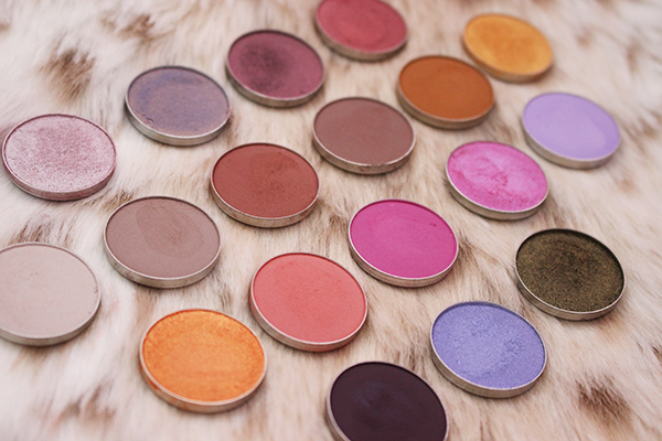 ... Makeup Geek Eyeshadows, Product Reviews · newmug